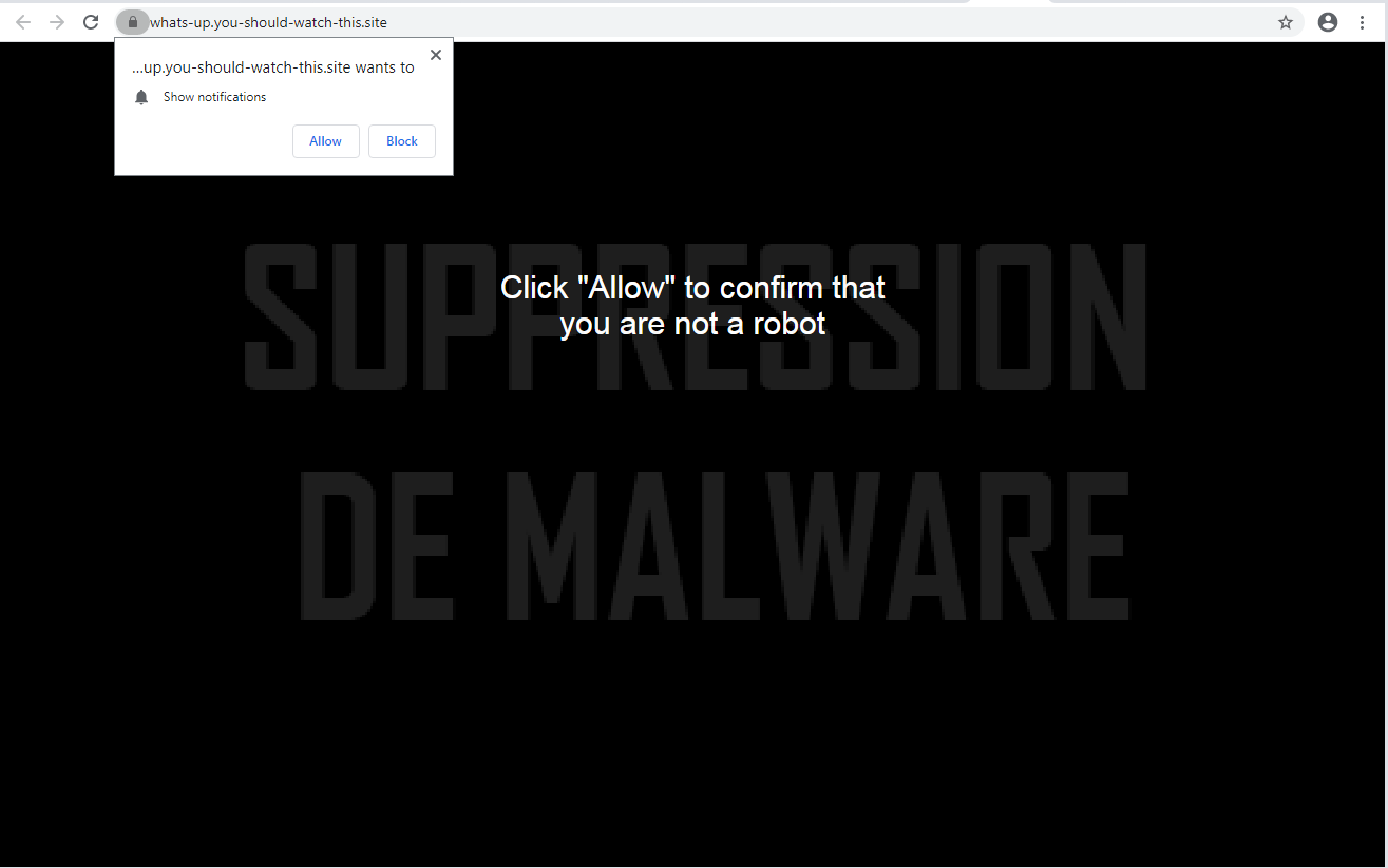 You-should-watch-this.site virus