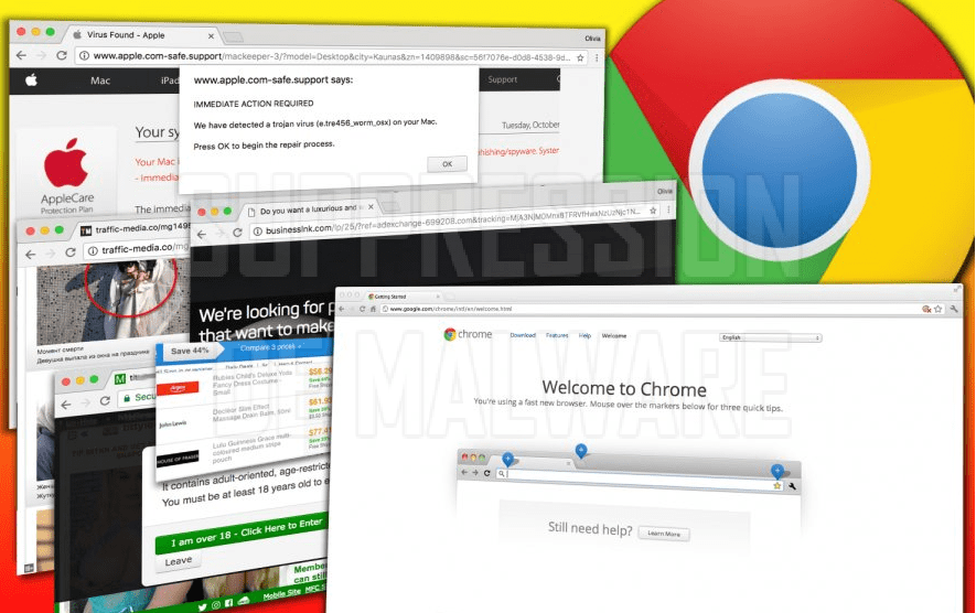 Click-and-continue.live virus